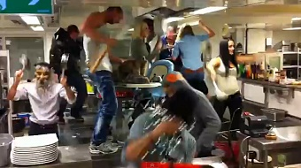 Team Perauer did it - the Harlem Shake 2013